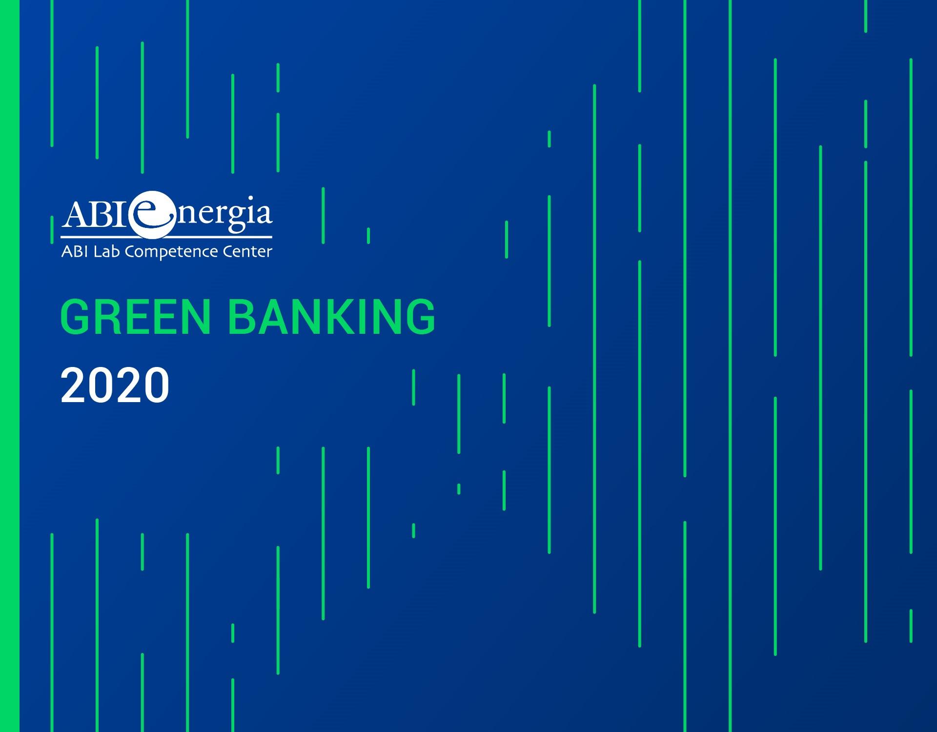 Linee guida sull'applicazione in banca degli Standard GRI in materia ambientale - agg.to dic 2020