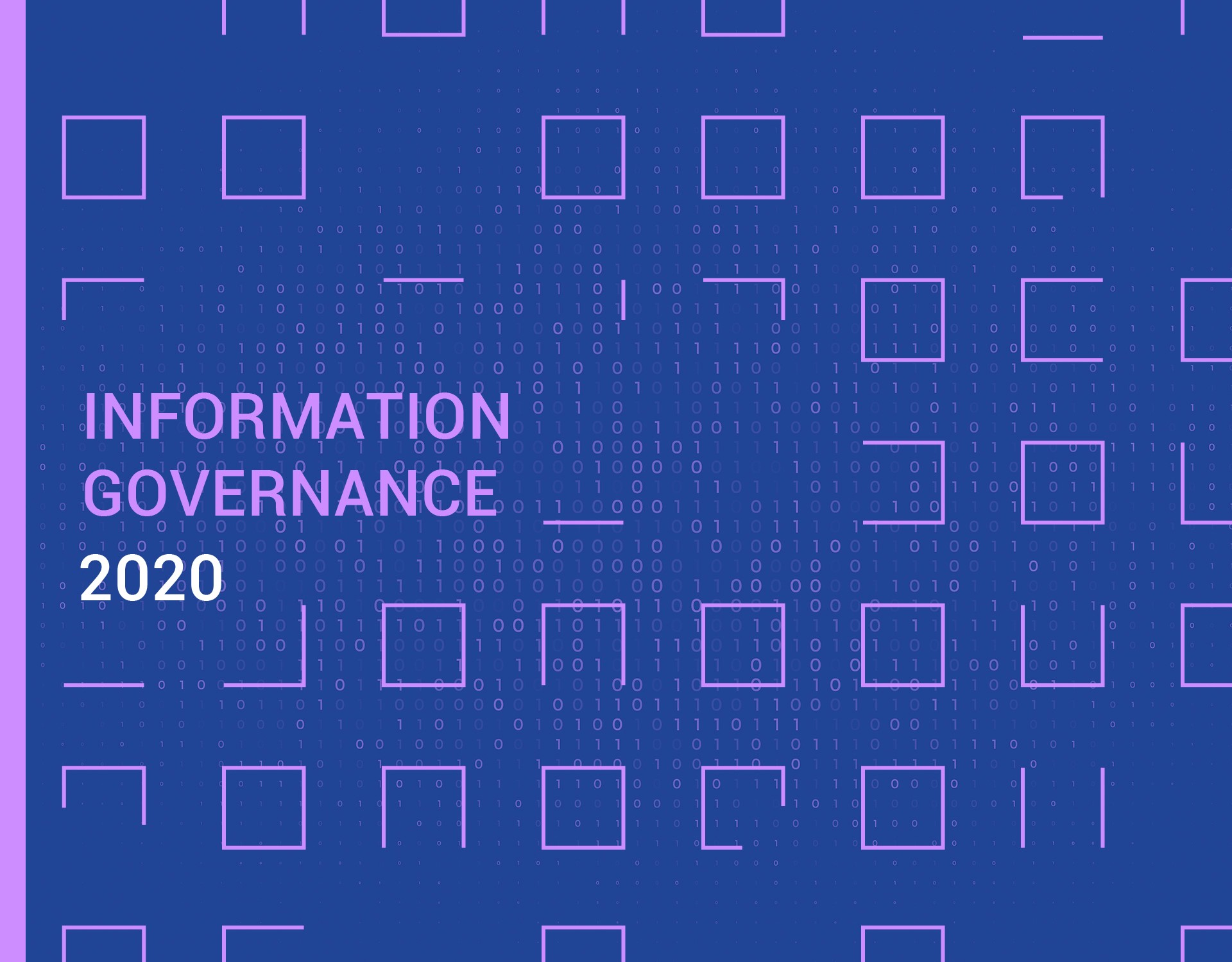 Rapporto Information Governance 2020 - The data matrix