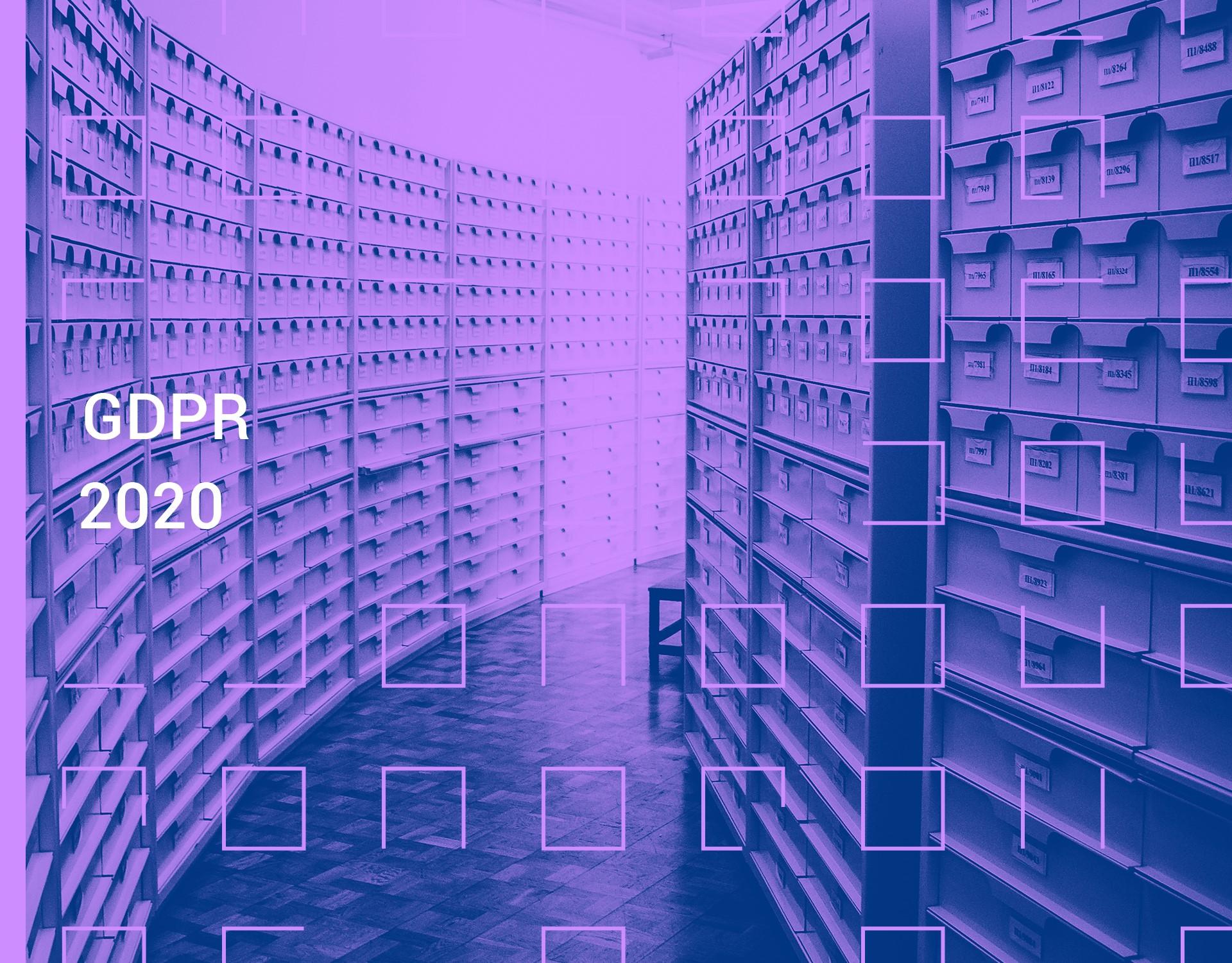 Rapporto Information Governance 2020 - Ricognizione di approcci in tema di cancellazione e conservazione dei dati