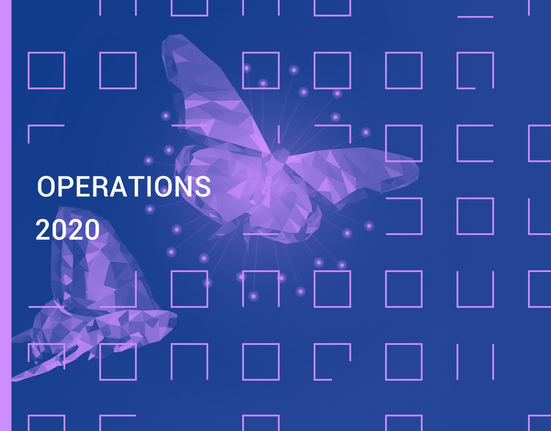 Rapporto Operations 2020 - Operations (Re)evolution