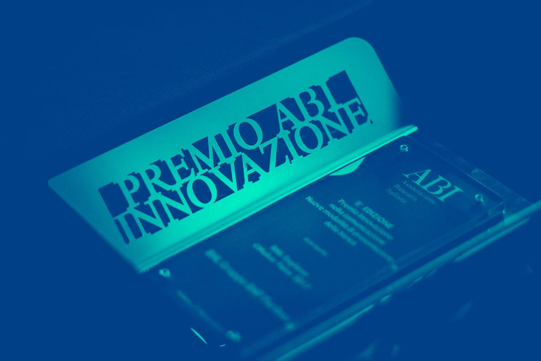 Premio ABI per l'Innovazione nei Servizi Bancari 2021